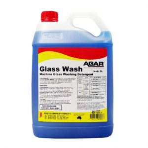 GLASS WASH