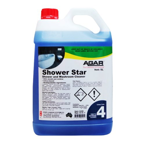 shower star