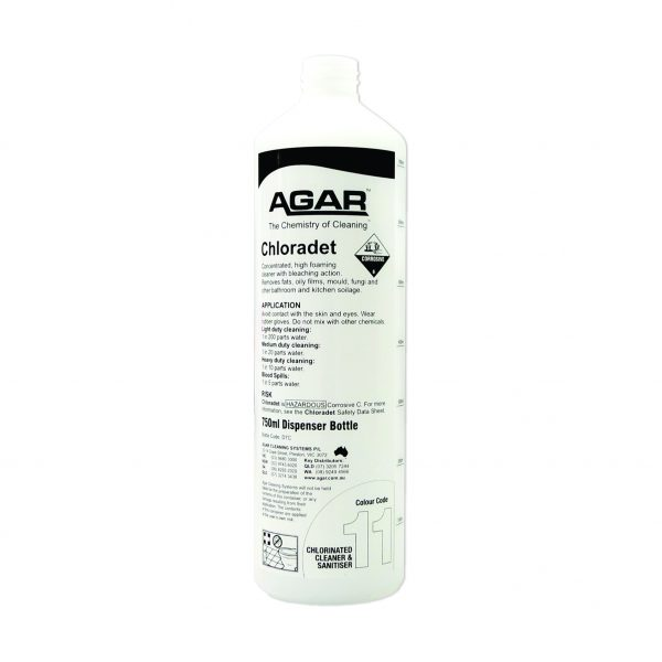 Bleach 750ml Spray bottle