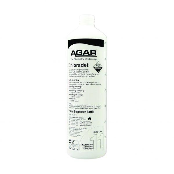 Bleach 750ml Spray bottle