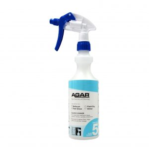 Glass Cleaner 500ml Spray bottle