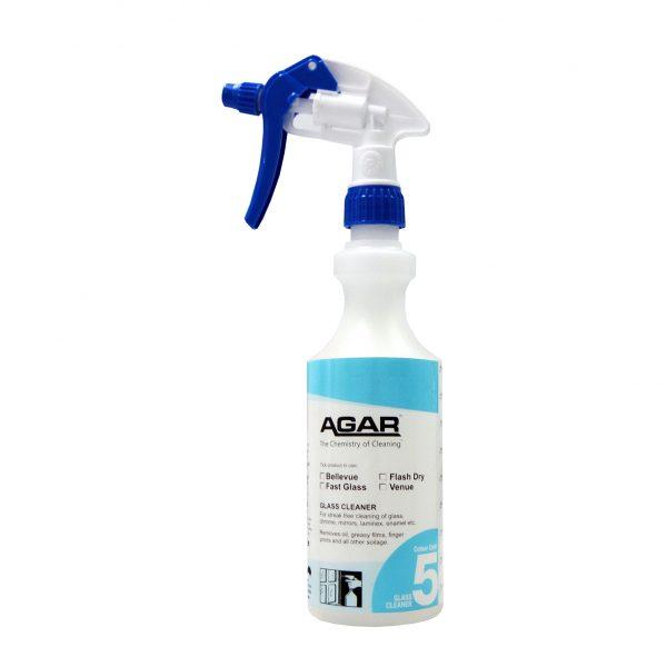 Glass Cleaner 500ml Spray bottle