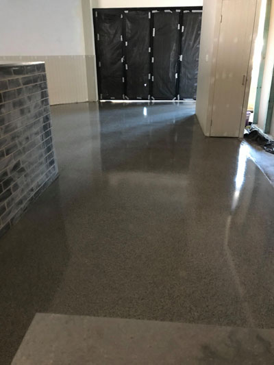 How to Seal a Concrete Floor