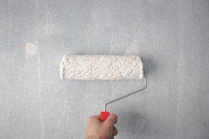 roller for concrete sealer